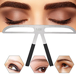 Eyebrow Shaping Stencils Grooming Kit Makeup Shaper Set Template Beauty Tool Adjustable Makeup Tool Lightinthebox