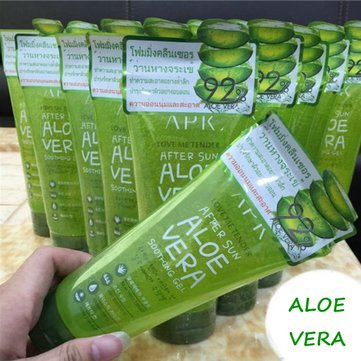Aloe Vera Peel-offFace Cleansing Gel Moisturizing Make up Remover