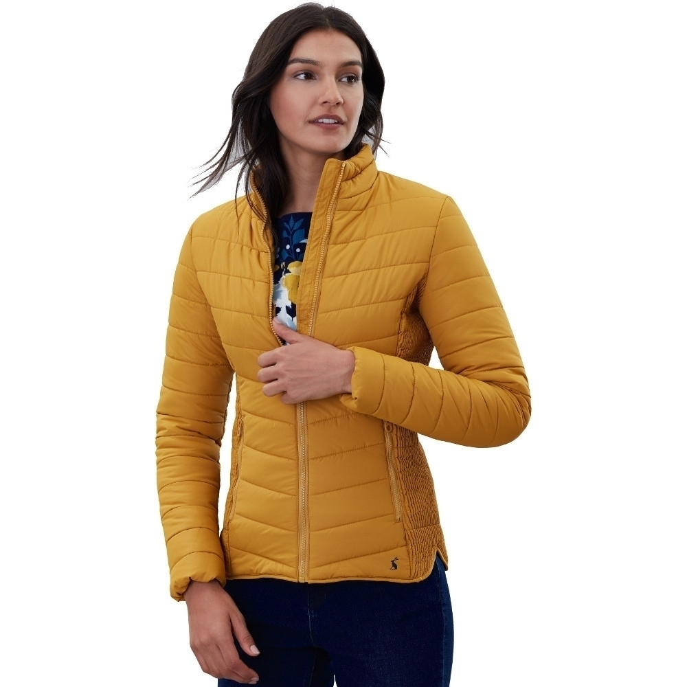 Joules Womens Harrogate Padded Warm Flattering Fit Coat UK 10- Bust 35' (89cm)