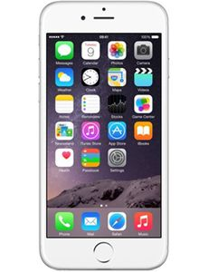 Apple iPhone 6 128GB Silver - Vodafone / Lebara - Grade B