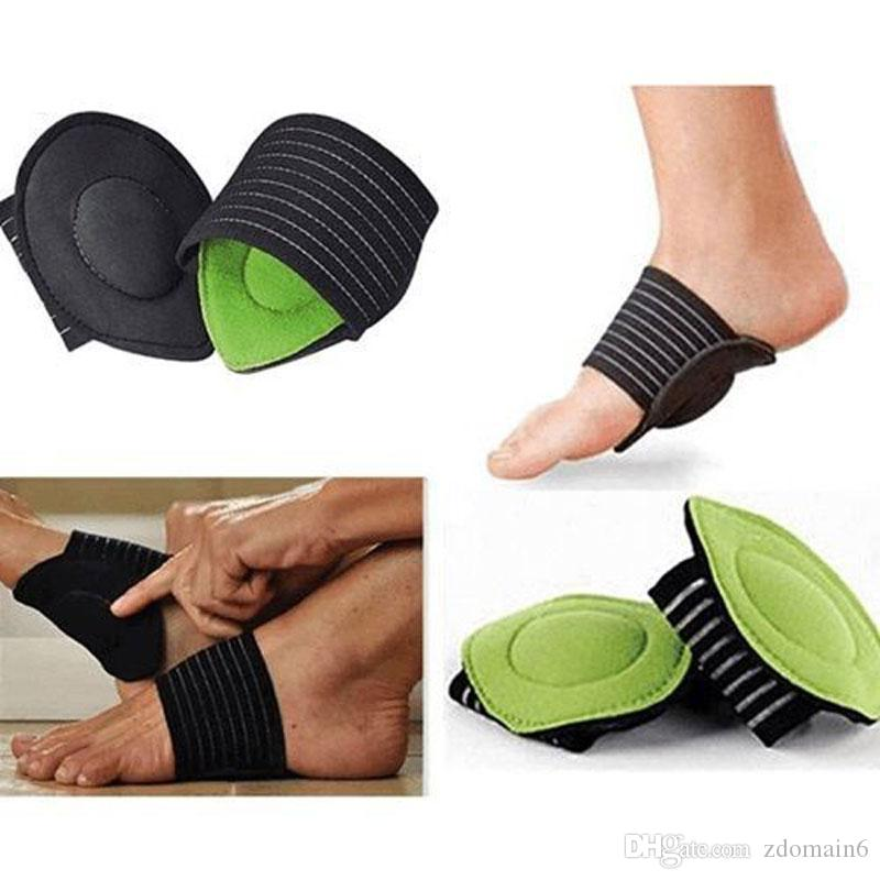 Arch Support Orthopedic Insoles Heel Pain Relief Shock Orthotic Plantar Fasciitis Arch Heel Aid Feet Cushion Sleeve Pad