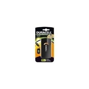 Duracell Portable USB Charger - Externer Batteriensatz - 1150 mAh - Glanzschwarz - für Apple iPad/iPhone/iPod