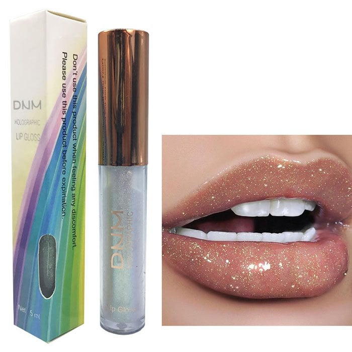 DNM ML0026 6 Color Polarized Shiny Long-lasting Lip Gloss