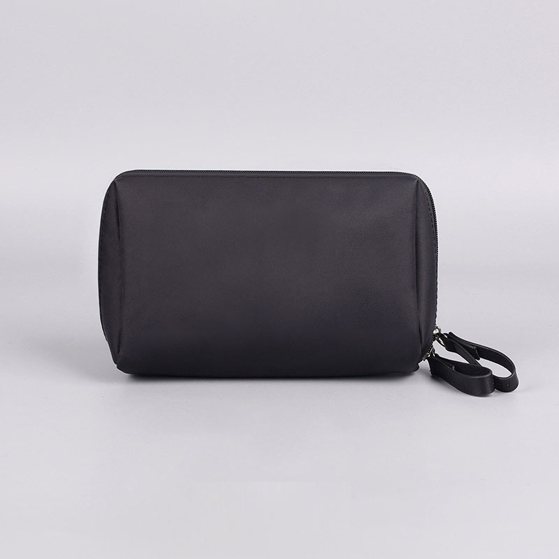 Trendy Rectangle Shape Solid Wallet