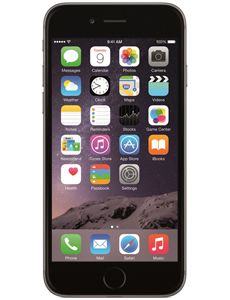 Apple iPhone 6 128GB Grey - O2 - Grade A+
