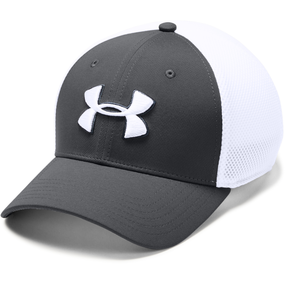 Under Armour Mens Classic Mesh Quick Drying Baseball Cap Medium / Large