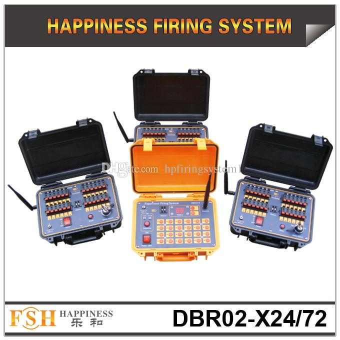 FedEX/DHL Free Shipping,72 cues remote control fireworks firing system,Sequential Firing System, 500M wireless control system,fast delivery