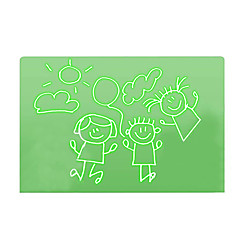 Light Drawing Board Drawing Flip Board Drawing with Light Plastic Draw With Light Fun A4 Kid's Adults' Boys and Girls for Birthday Gifts or Party Favors