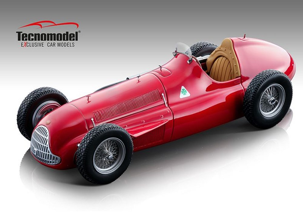 Alfa Romeo 159 M (Press Version 1951) Resin Model