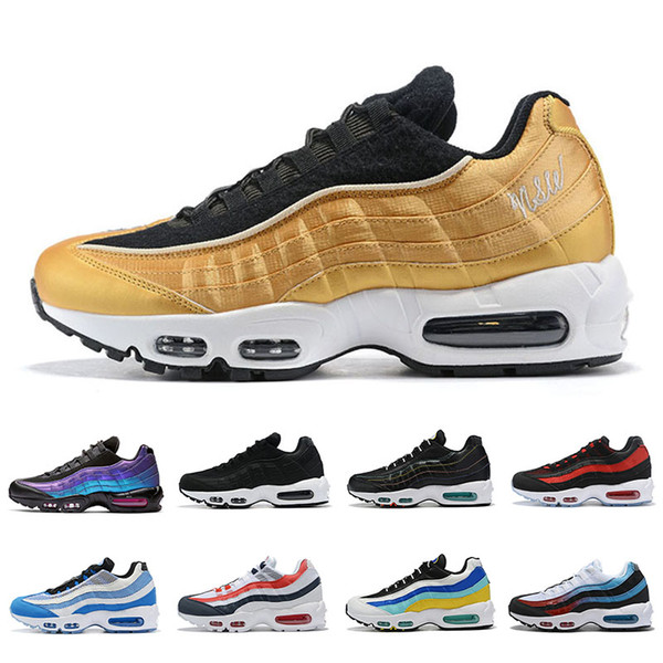 Sale Newest White Gym Red University Gold Bred soft Cushion Running Shoes Men Women Triple White Yellow Black Red Trainers Sports Sneakers