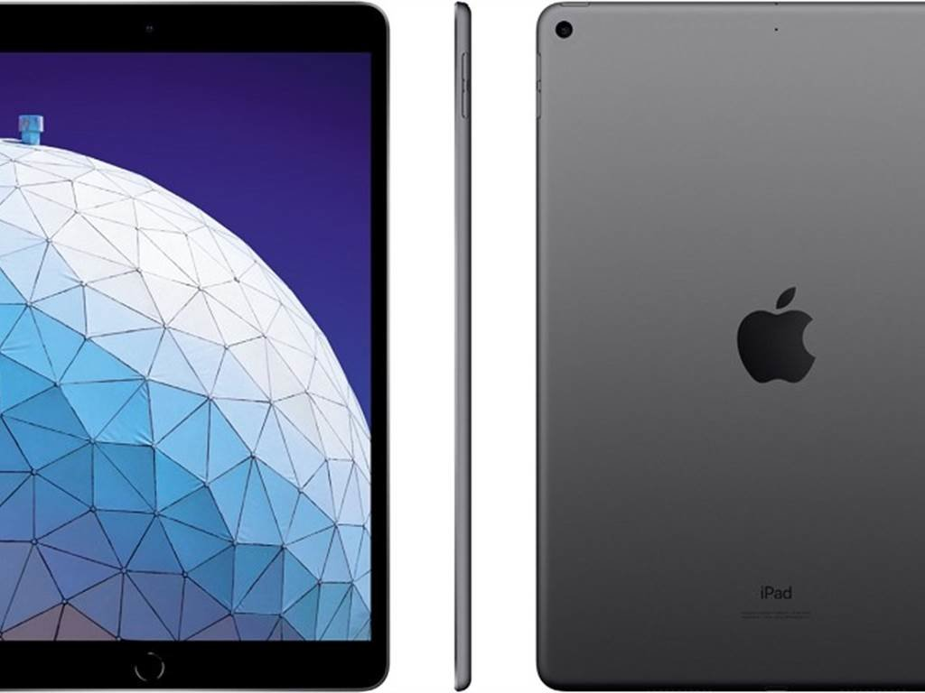 Apple iPad Air (64GB) WiFi 3.Gen (spacegrau)