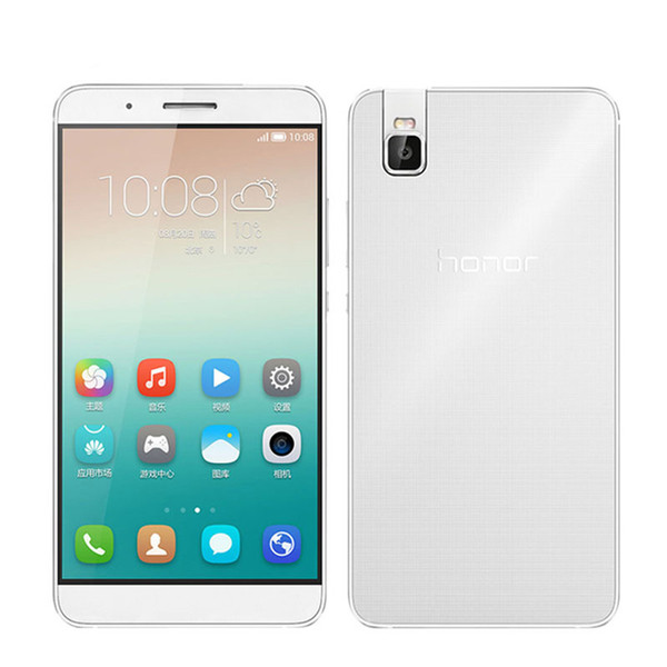 original huawei honor 7i 4g lte cell phone snapdragon 616 octa core 2gb ram 16gb rom android 5.2 inch 13.0mp fingerprint id mobile phone