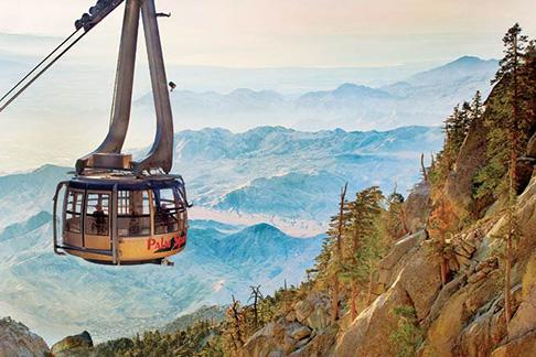Palm Springs Aerial Tramway - Admission