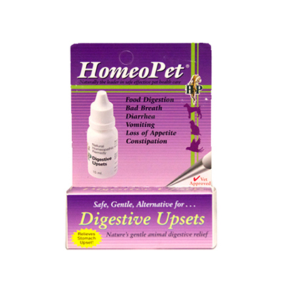 Digestive Upsets For Dogs/Cats 15 Ml