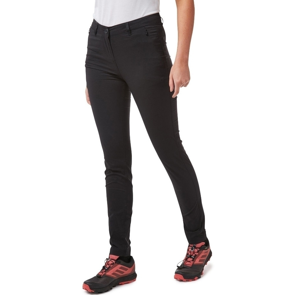 Craghoppers Womens Kiwi Pro Active Lightweight Trousers 20R - Waist 36' (91cm)  Inside Leg 31'