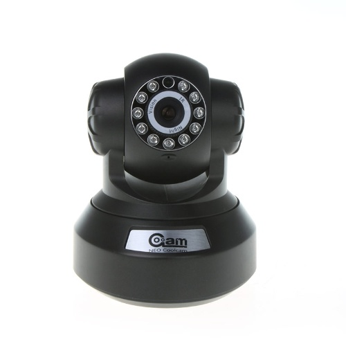HD 720P Night Vision Motion Detection  Two Way Audio  P2P Wireless IP Camera
