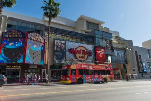 Los Angeles & Hollywood Hop-On Hop-Off Bus Tour