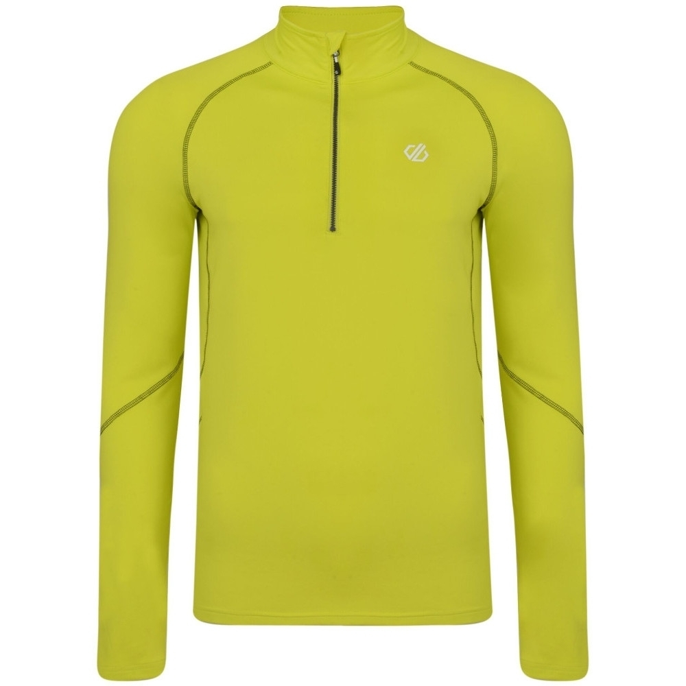 Dare 2b Mens Interfused Light Ilus Core Stretch 1/2 Zip  Top S- Chest 38'  (97cm)
