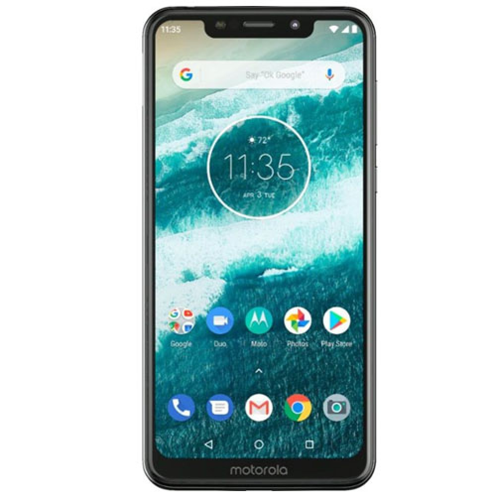 Motorola One 64GB Black - GSM Unlocked