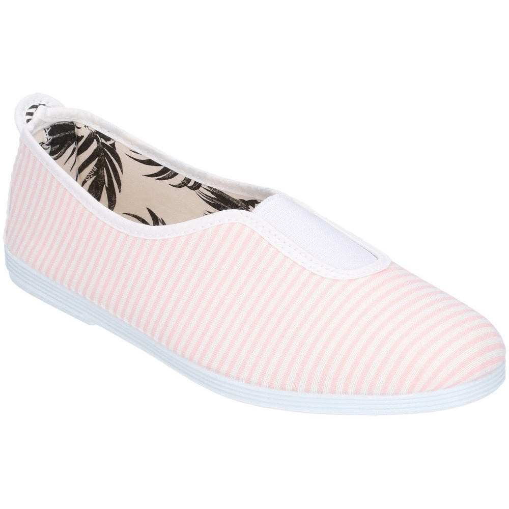Flossy Womens Rayuela Slip On Casual Summer Pump Shoes UK Size 4