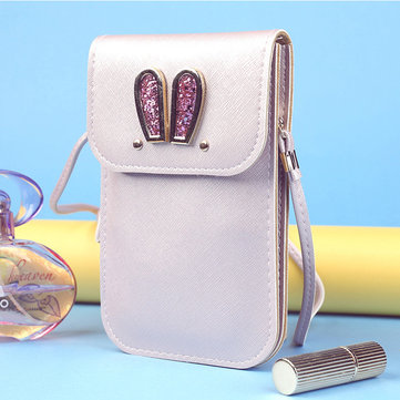 PU Transparent Phone Bag