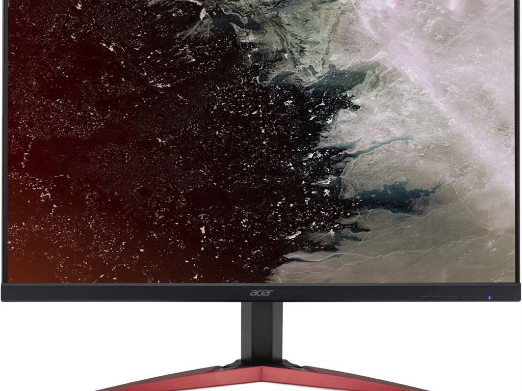 Acer KG271Pbmidpx (schwarz/rot)
