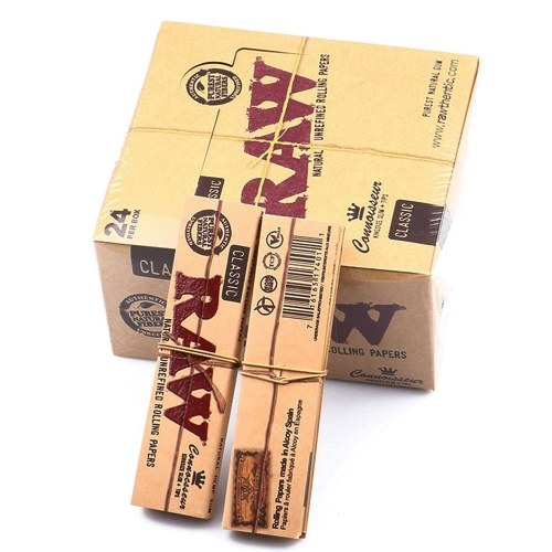 768PCS Rolling Paper Translucent Fine Quality Classic Native RAW Paper