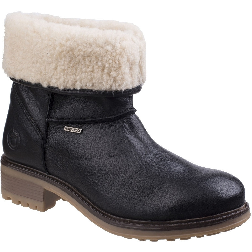 Cotswold Womens/Ladies Bampton Waterproof Heeled Adjusting Ankle Boots UK Size 7 (EU 40)