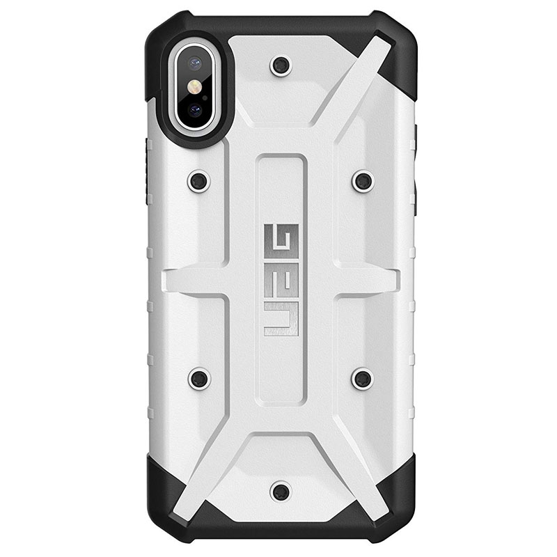 Urban Armor Gear Pathfinder iPhone XR Case - White