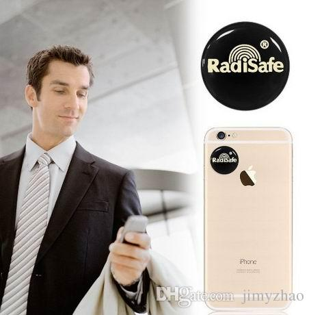 2016 hot productwholesale realy work radisafe anti radiation sticker ,test by Morlab lab 50pcs/lot free shipping