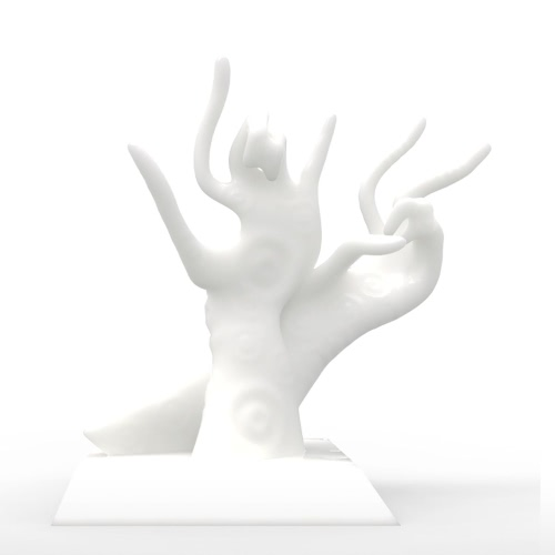 Hand Reflection Tomfeel?? 3D Printed Sculpture Home Decoration Reflection Hand