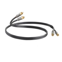QE6101 Performance Audio 2 RCA to RCA 1m