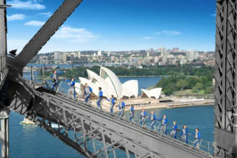 BridgeClimb Sydney - BridgeClimb by Day