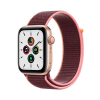 Apple Watch SE (GPS + Cellular) - 44 mm - Gold Aluminium
