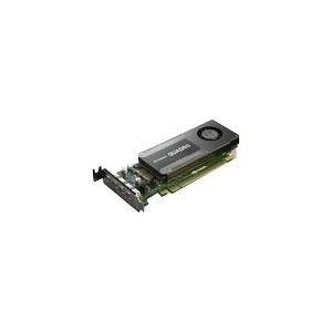Lenovo NVIDIA Quadro K1200 - Grafikkarten - Quadro K1200 - 4 GB GDDR5 - PCIe 2.0 x16 Low-Profile - 4 x Mini DisplayPort - für ThinkStation P300 (SFF), P310 (SFF) (4X60K17570)
