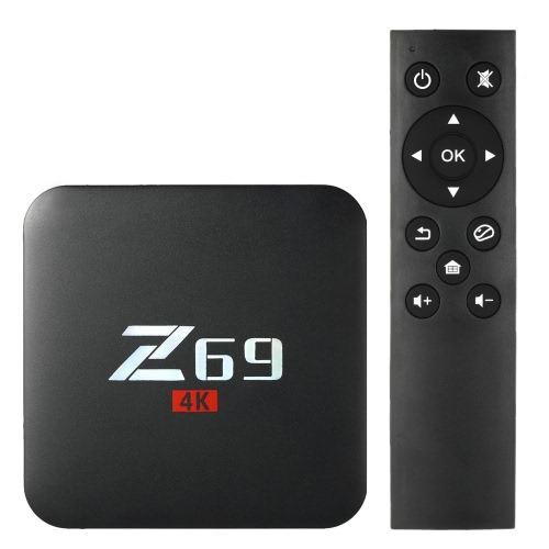 Z69 Smart Android 7.1 TV Box Amlogic S905X 3GB / 32GB EU Plug