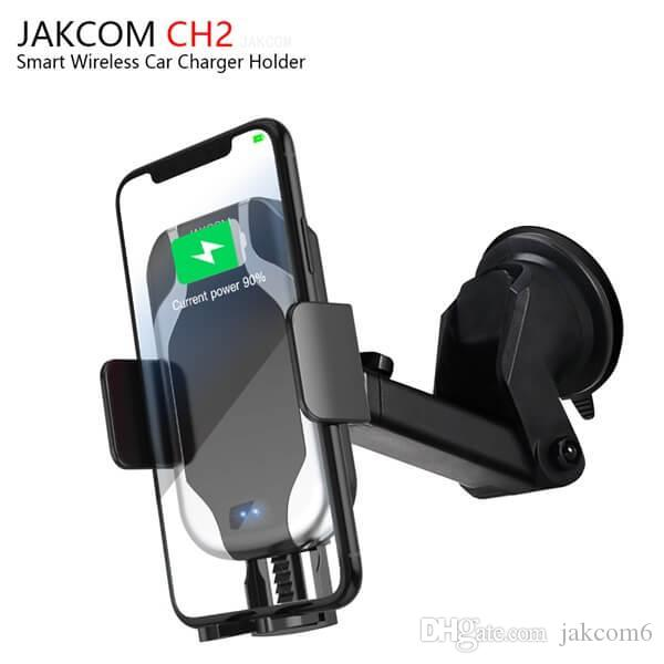JAKCOM CH2 Smart Wireless Car Charger Mount Holder Hot Sale in Cell Phone Chargers as 3d smartphone infinix phones laser pointer