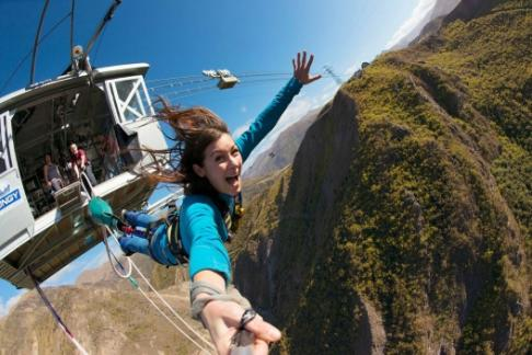 Queenstown Combos - Nevis Bungy + Helicopter + Shotover Rafting