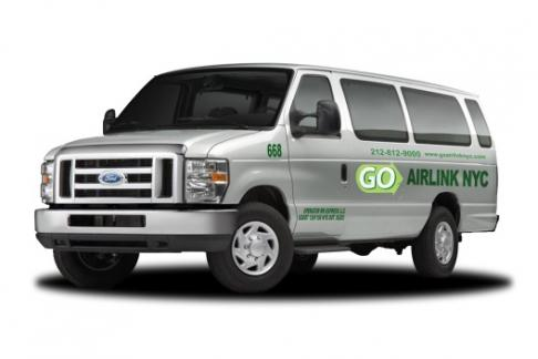 Go Airlink NYC - JFK to Manhattan