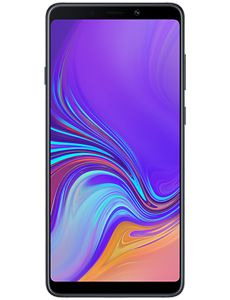 Samsung Galaxy A9 2018 128GB Black - EE - (Orange / T-Mobile) - Grade C
