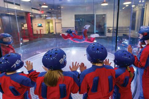 iFLY Ontario- First Time Flyers