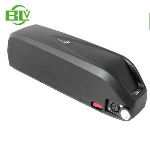 48v 17ah hailong downtube electric bicycle lithium battery for 48v 1000w bafang ebike with 54.6v charger