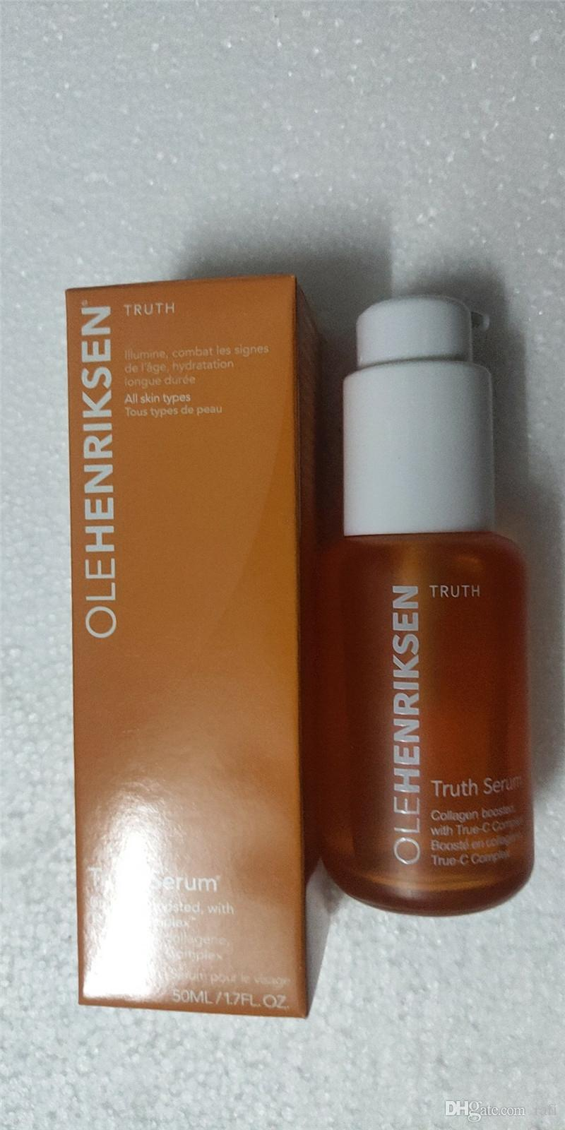 2019 new OLE Henriksen Truth Serum 50ml OLEHenriksen Facial Serum Collagen Serum High quality good item by dhl