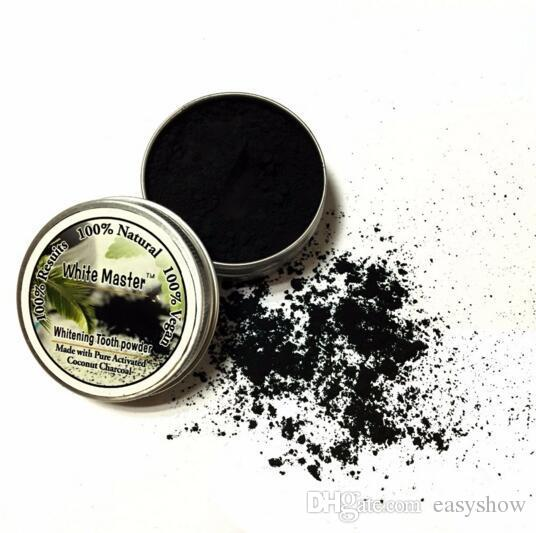 TOP Oral Tooth Bamboo Activated Charcoal Powder Decontamination Tooth Yellow Stain Smoke Tooth Stain Bad Breath Oral Care