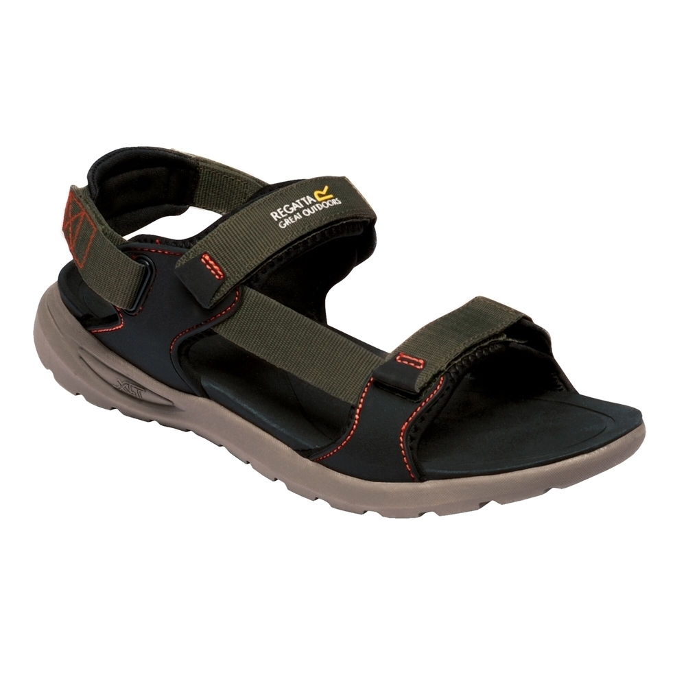 Regatta Mens Marine Web Polyester Lightweight Walking Sandal UK Size 10 (EU 44)