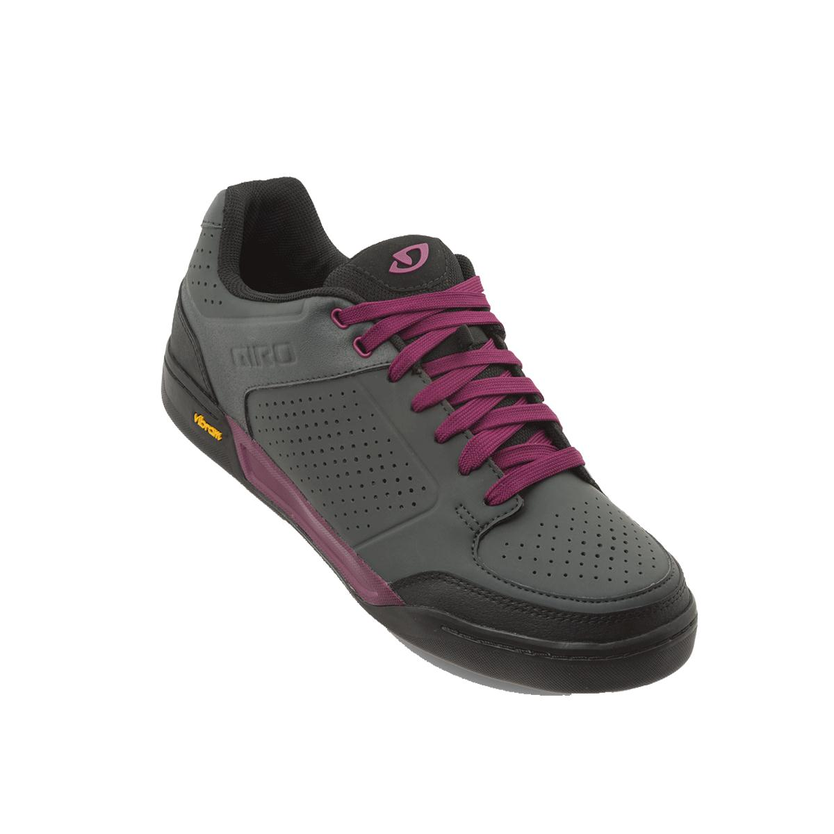 GIRO Riddance Women's MTB Shoe 2018 Dark Shadow / Berry 39