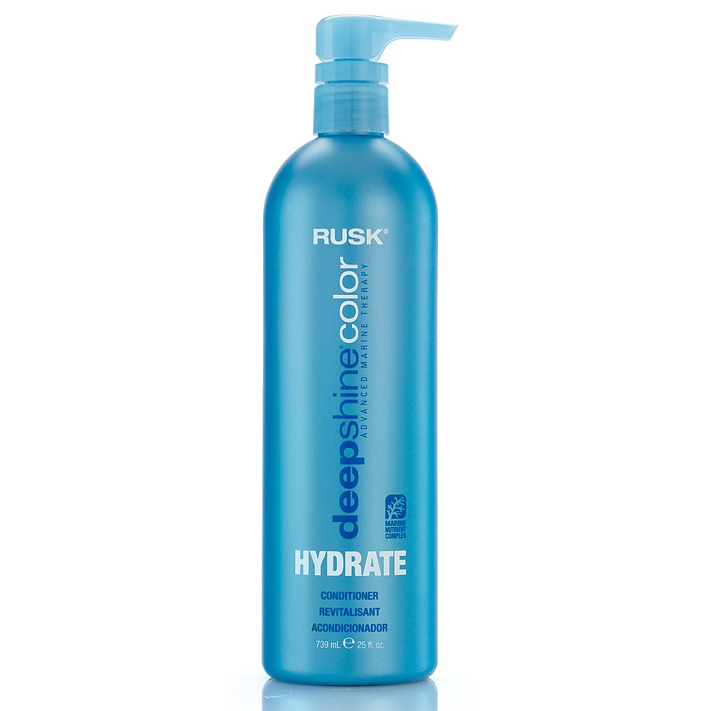 rusk deep shine hydrate conditioner 739ml