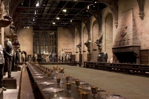 Estudio Warner Bros. Londres - Making of de Harry Potter
