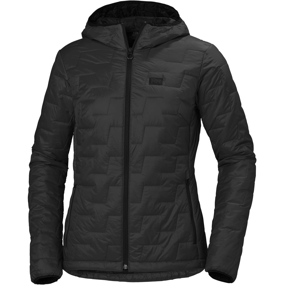 Helly Hansen Womens Lifaloft Hooded Quilted Insulator Jacket L - Chest 38-40' (96-102cm)
