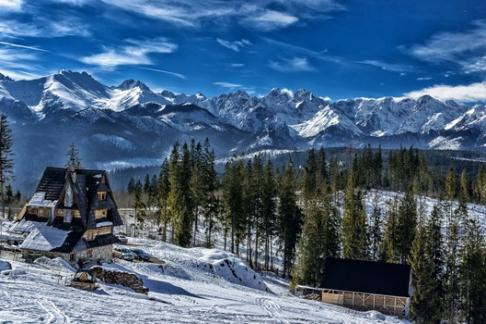 Zakopane and Tatra Mountains Day Tour